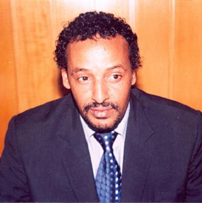 Melaku Fanta - Director of Customs & Revenue Authority(Minister)