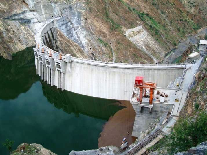 Arch Dam upstream view of Tekeze Hydropower Plant [Photo from EEPCo.gov.et]