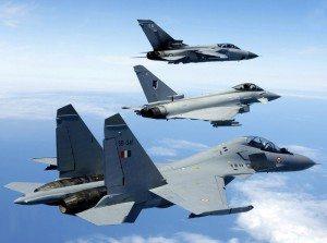 Photo -Sukhoi Su-30 fighter jets - Ethiopia