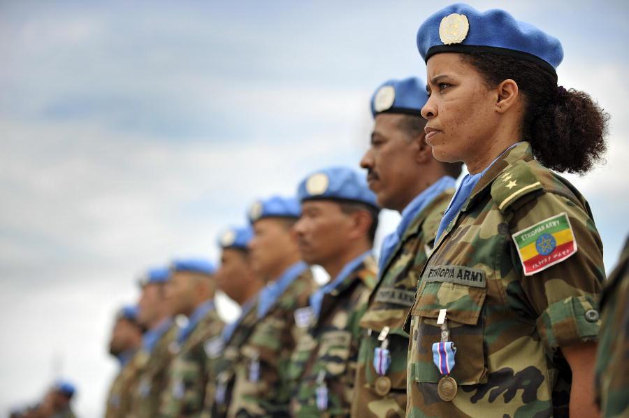 Ethiopian army joins AMISOM in Somalia