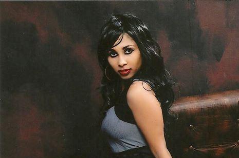 Tinsae Abera - sister of Ethiopian hijacker Hailemedhin Abera