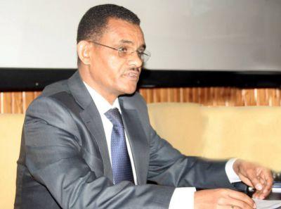 Alemayehu Atomsa, leader of Oromia