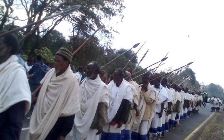 Photo - Gada system, Oromo, Ethiopia