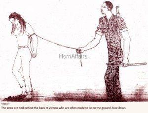Otto - Eritrean torture method