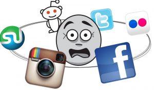 Clip art - social media tools