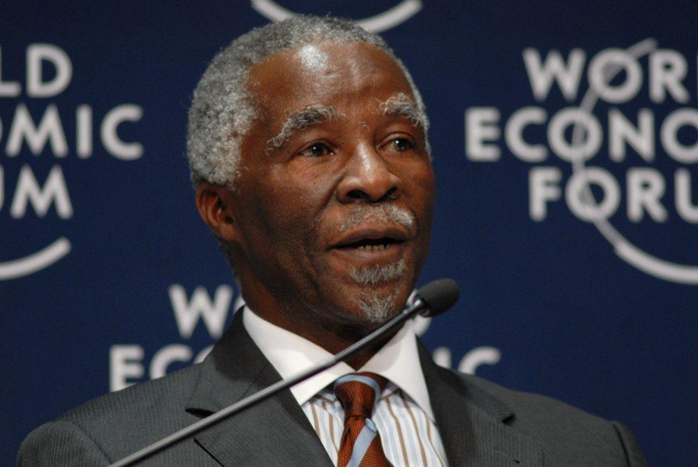 Photo - Thabo Mbeki