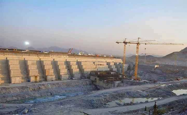 Photo - Grand Ethiopian Renaissance Dam