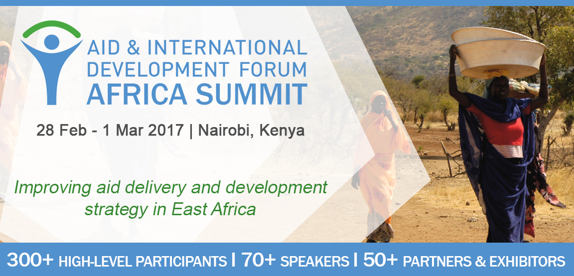 Image - Aid and Development Africa Summit 2017 banner