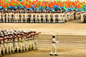 Photo - Eritrea military parade