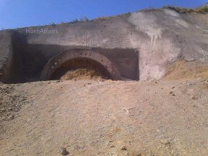 Photo - Abandoned sites on Mekelle-Woldya/Hara Gebeya railway project