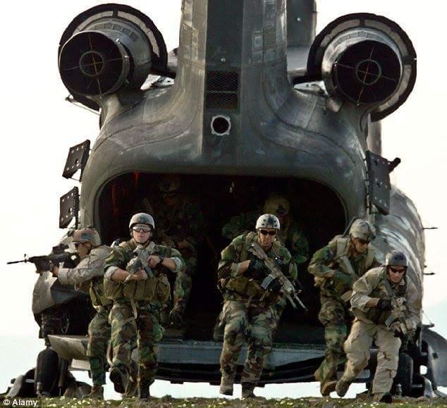 Photo - US Navy SEAL