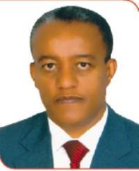 Photo - Wasihun Abate, Board Member of Development Bank of Ethiopia