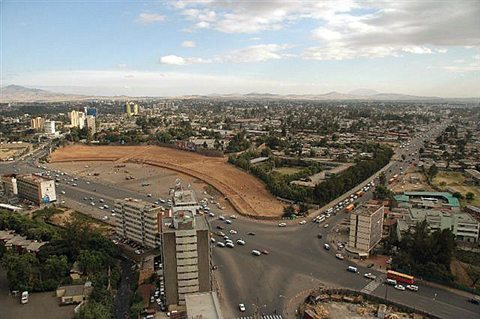 Photo - Addis Ababa city