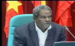 Photo - Abay Weldu, TPLF chairman and Tigrai region president
