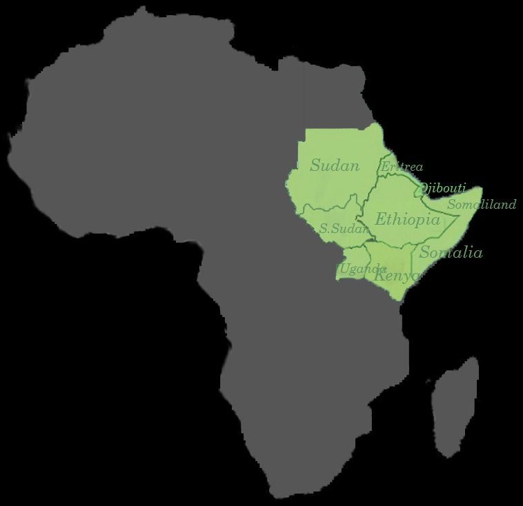 Map - Africa