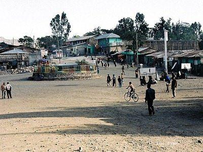 Alem Ketema town - Merhabete woreda - Amhara Region - Ethiopia
