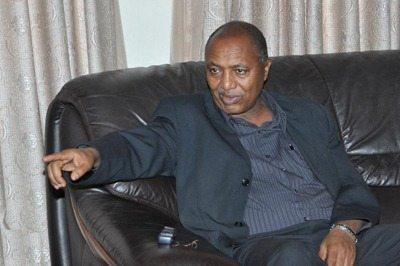Minister Bereket Simon