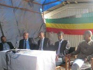 Andinet UDJ party leadership