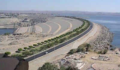 Grand Ethiopian Renaissance dam project