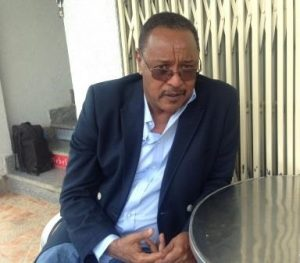Photo - General Abebe Teklehaimanot