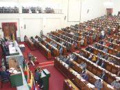 Photo - Ethiopian parliament session