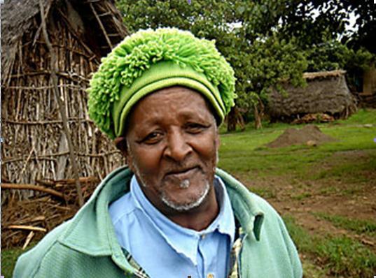 Photo - Zumra Nuru founder of Awra amba community