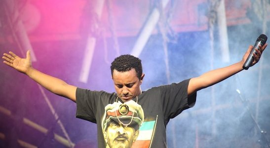 Photo - Teddy Afro