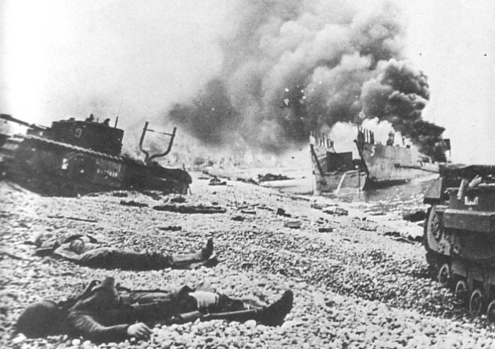 Photo - Battle of Normandy, WWII