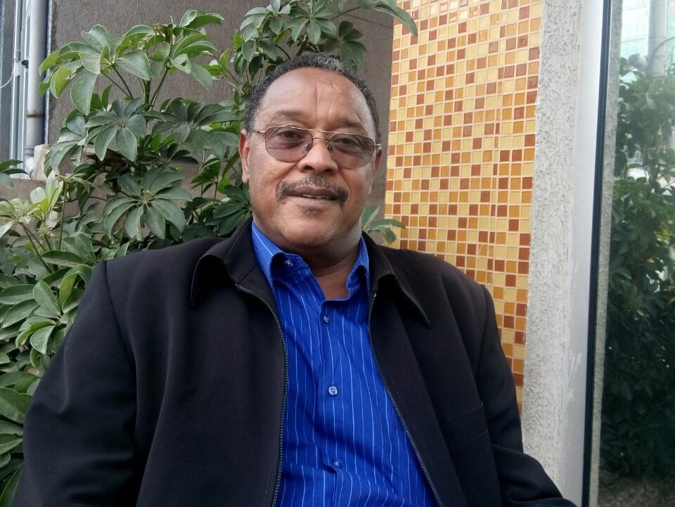 Photo - Major General Abebe Teklehaimanot