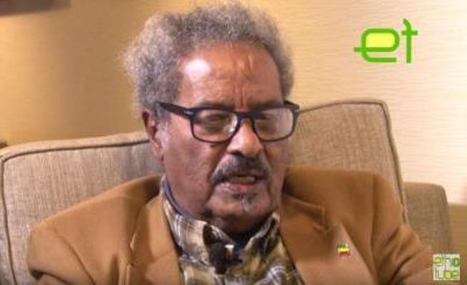 Photo - Professor Mesfin Woldemariam