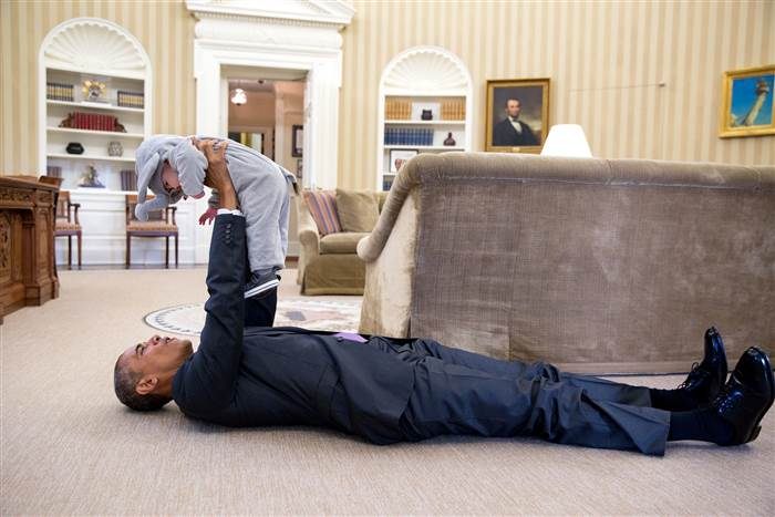 Photo - President Obama, White House, Oval office, 2015