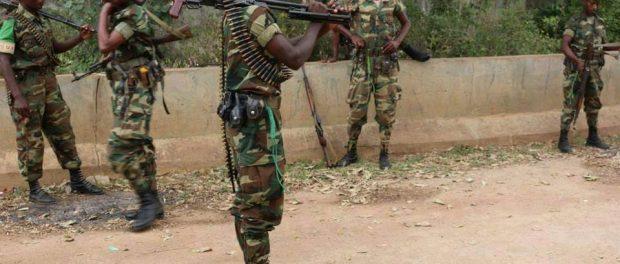 Photo – Ethiopian troops in AMISOM