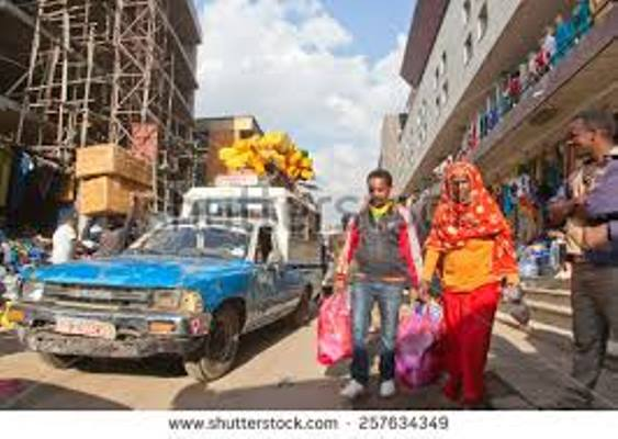 Photo - Merkato market in Addis Ababa, Ethiopia (Photo - Shutterstock.com)