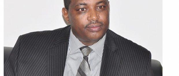 Photo - Shiferaw Shegute, head of EPRDF secretariat