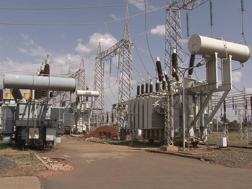 Photo - 400 kv Debre Markos power transmission station