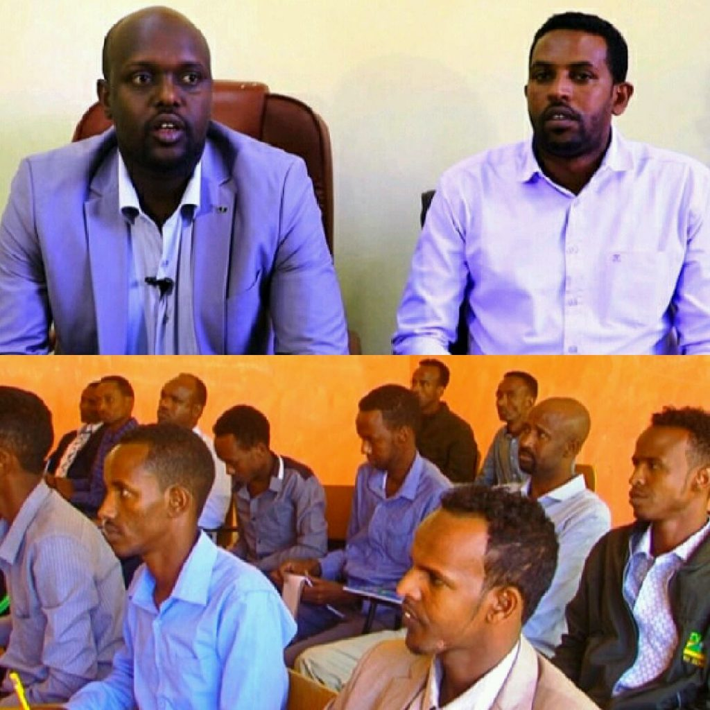 Photo - Ethio-Somali region mass media training