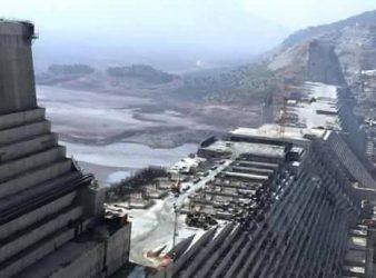 Photo - Grand Ethiopian Renaissance Dam, November 2017