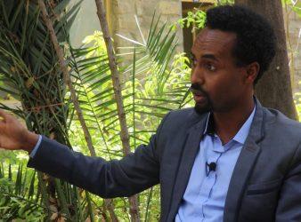 Photo - Kidane Amene - Coordinator of Baitona party