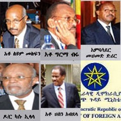 Photo - Former Ministers, now Ambassadors of Ethiopia
