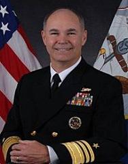 Vice Admiral Richard W. Hunt, Commander, Naval Surface Forces, Commander, Naval Surface Force, U.S. Pacific Fleet