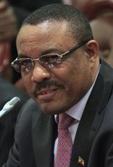Hailemariam Desalegne - Acting Prime Minister of Ethiopia