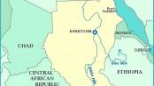 Map - Ethiopia Egypt Nile river