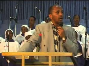 Tamrat Layne - Former Prime Minister of Ethiopia