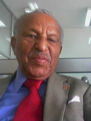 Bulcha Demeksa - frm. Chair of Oromo Federalist Democratic Movement - Ethiopia