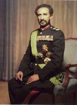 Emperor Haile-Selassie
