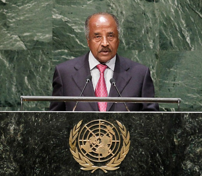 Image result for foreign minister osman of eritrea image