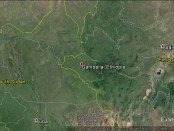 Map - Juba,South-Sudan and Gambella, Ethiopia