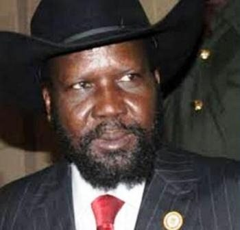 Photo - Pres. Salva Kiir