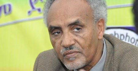 Photo - Prof. Beyene Petros