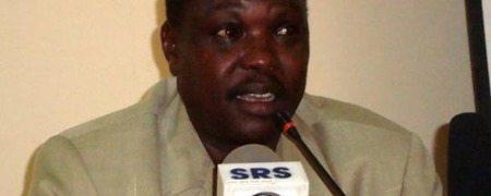 Photo - South Sudan's Cabinet Minister Martin Elia Lomuro
